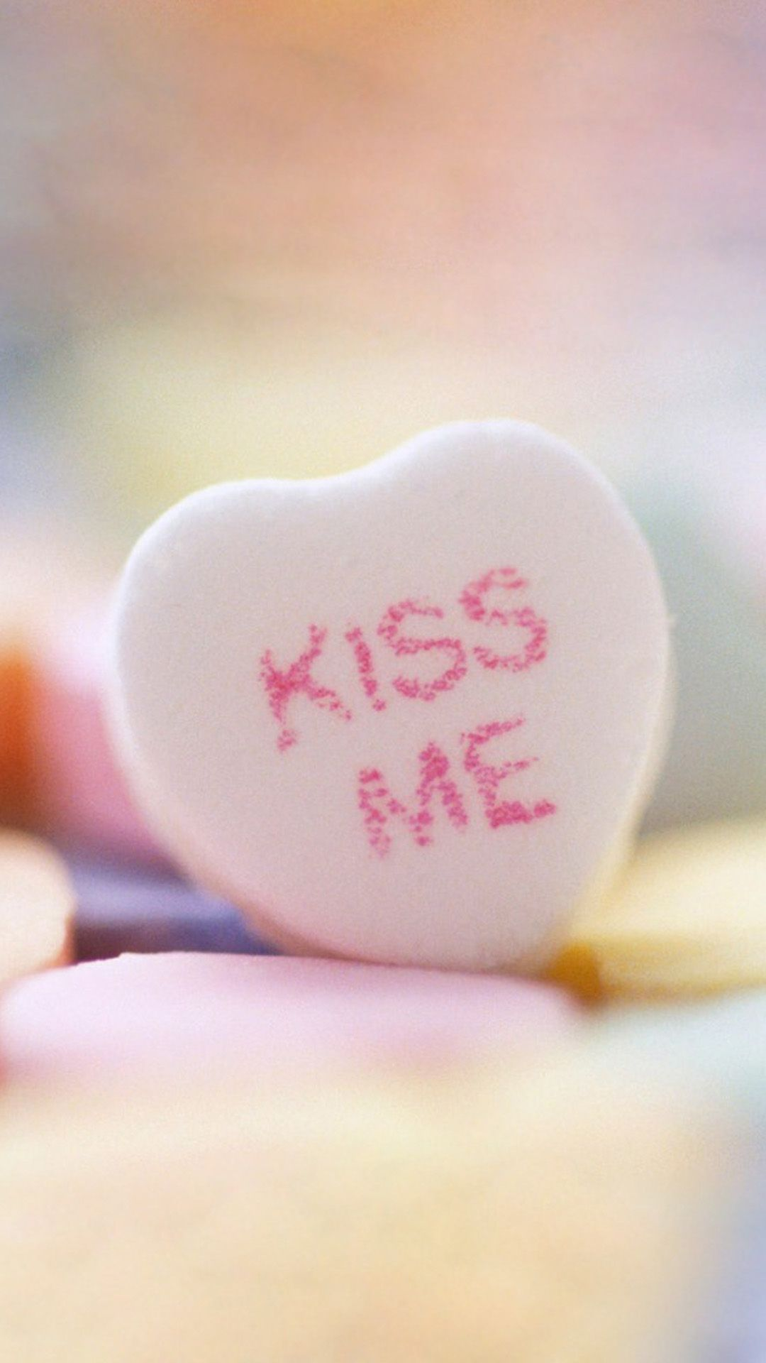 Tap And Get The Free App Girlish Kiss Me Pill Pink Quotes