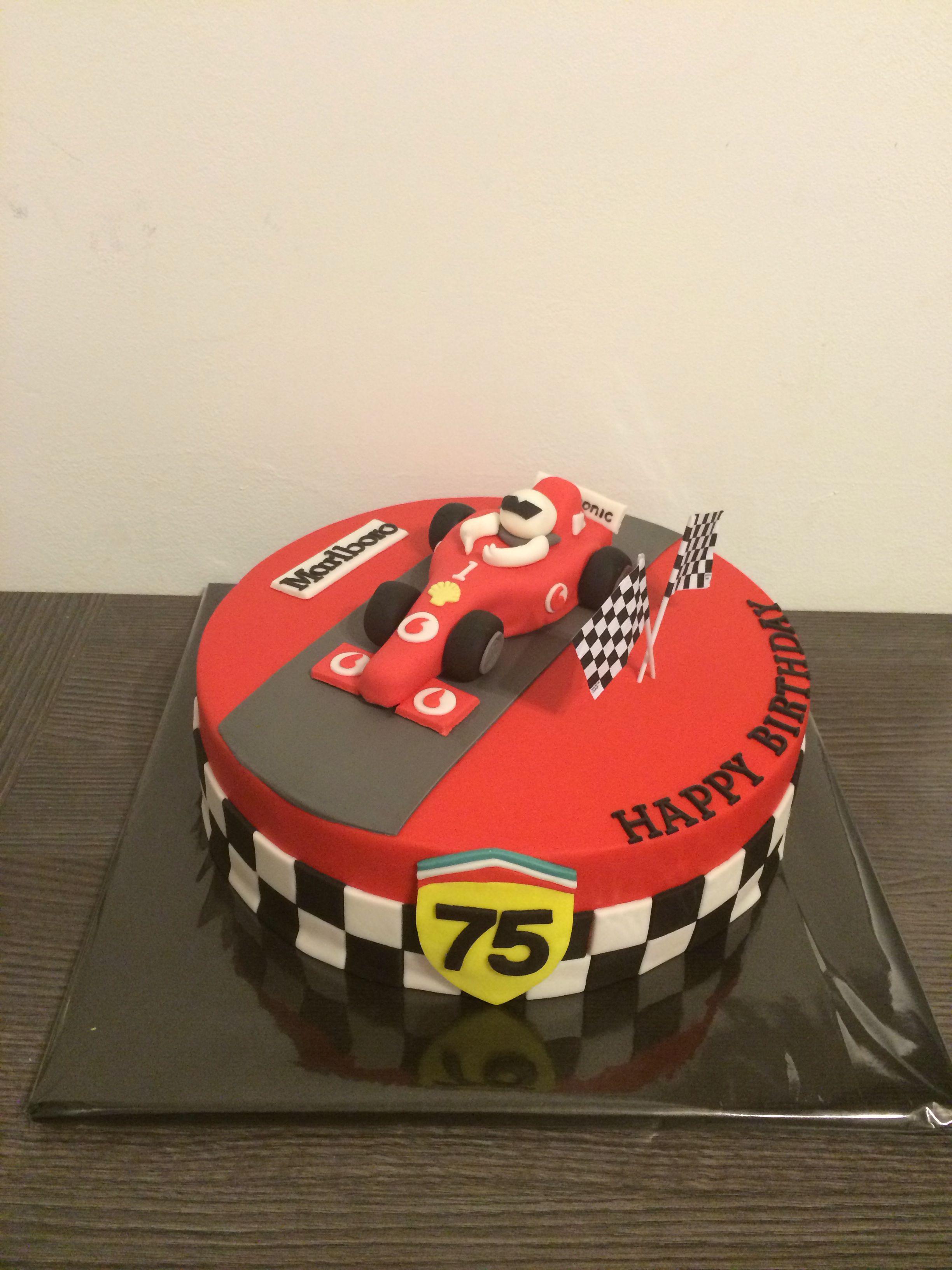 Formule 1 Cake Cakes Pinterest Cake No Bake Cake And Party Cakes