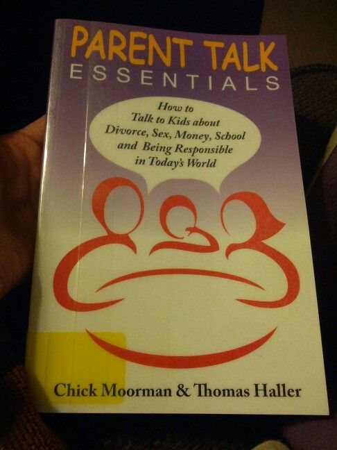 Parent Talk Essentials | Parenting, Book cover, Books