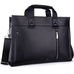 Leather Bag Handbag Business For Man Lm376 On Made In