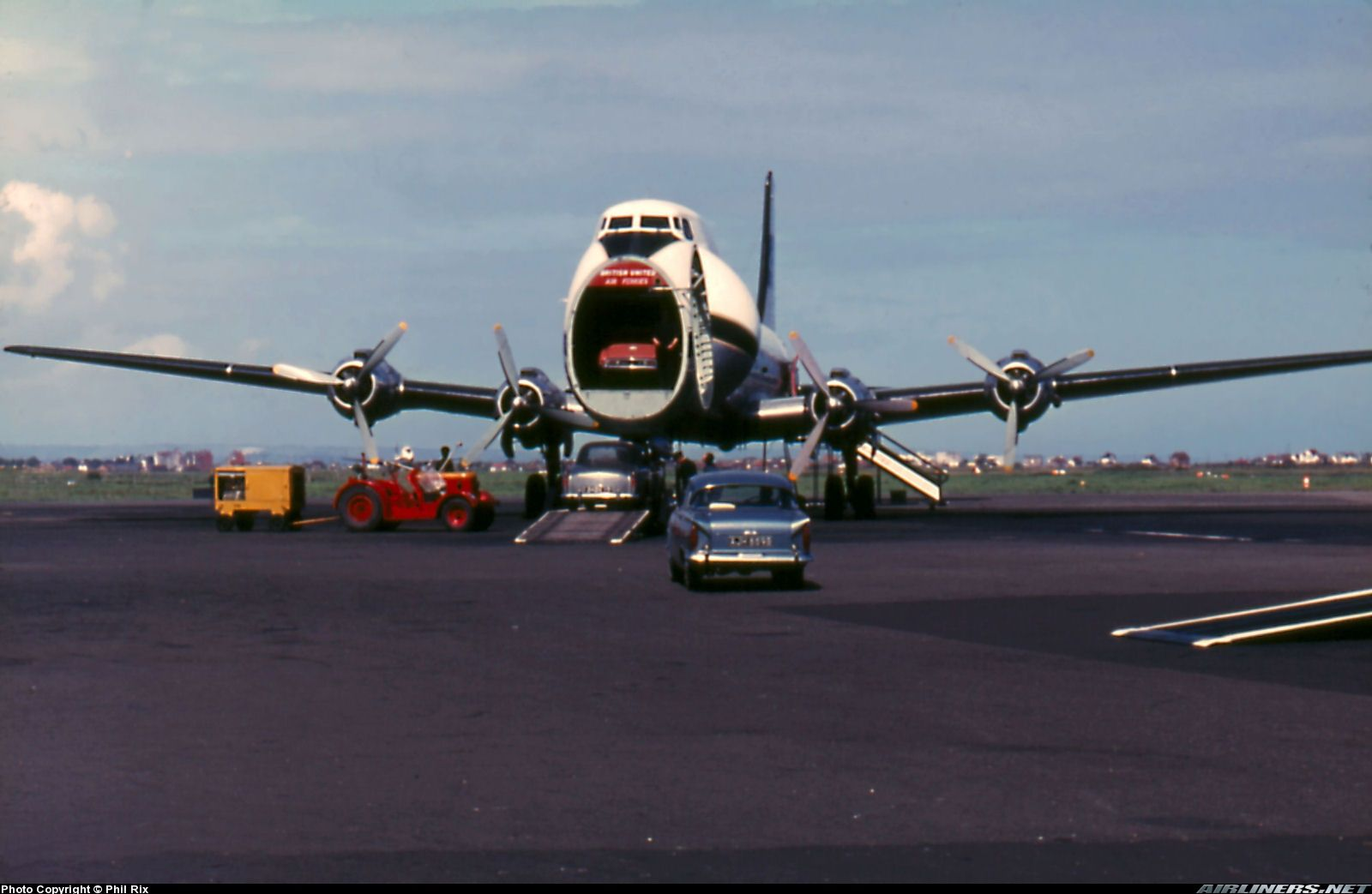 Aviation Traders ATL-98 Carvair - British United Air Ferries | Aviation Photo #0760741 | Airliners.net