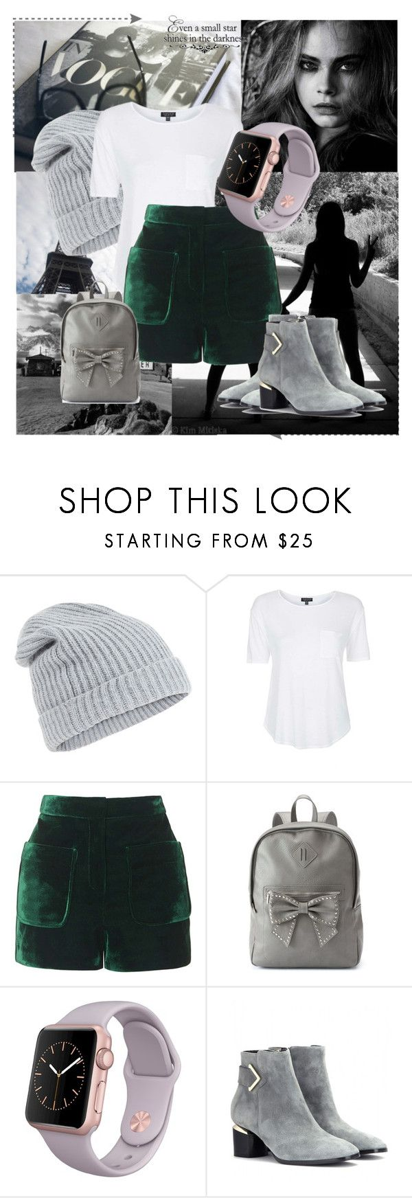 Untitled #618 by camiisaigos15 on Polyvore featuring Topshop, Nicholas Kirkwood, Candie's and Accessorize