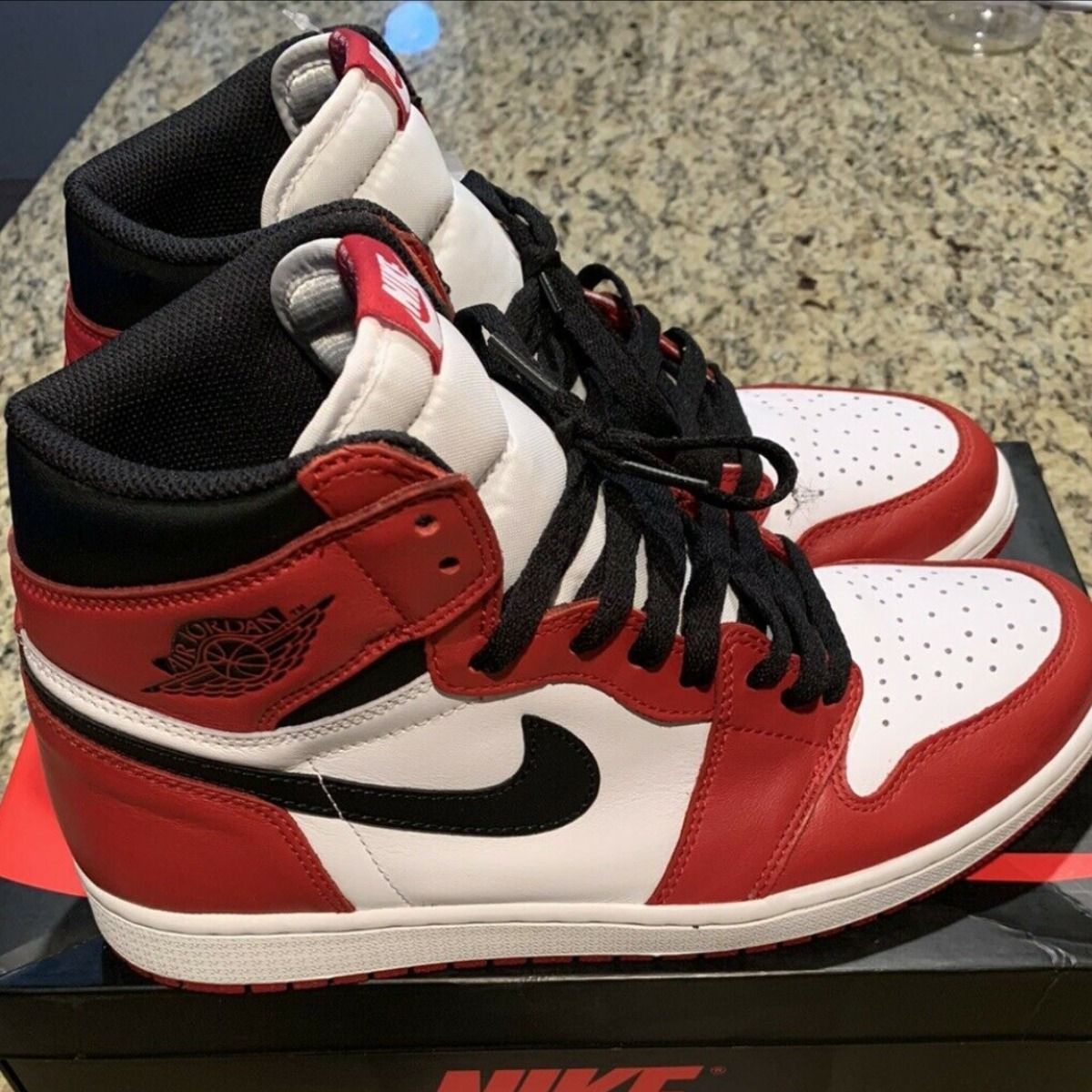 Used Nike Air Jordan 1 Retro High Og