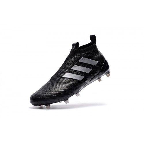 online store 3b097 2496f Adidas ACE - Billige Adidas ACE 17 PureControl FG Schwarz