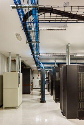 Server Room Lynda Com Headquarters In Carpinteria California