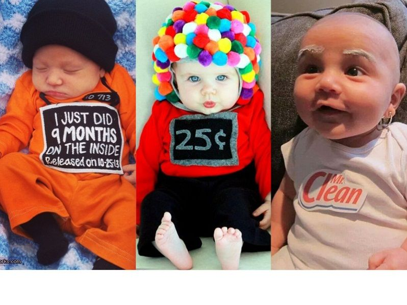 funny-halloween-costumes-for-babies-2017 | Halloween costumes ...