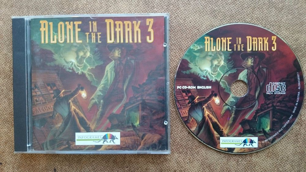 alone in the dark 3 game