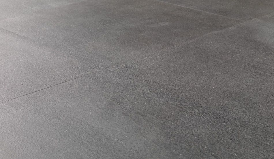 Basalto grigio pavimenti effetto pietra in gres porcellanato high tech ariostea pavimento - Piastrelle in gres porcellanato effetto pietra ...