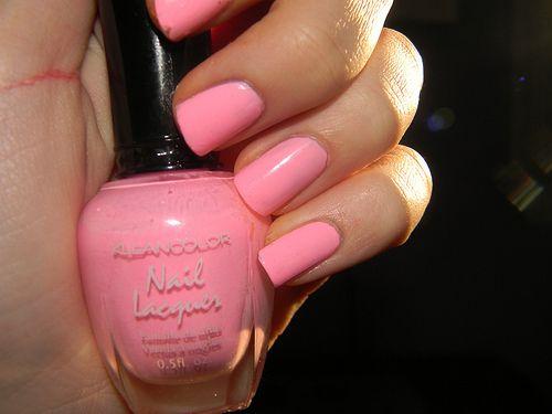what a pretty pink