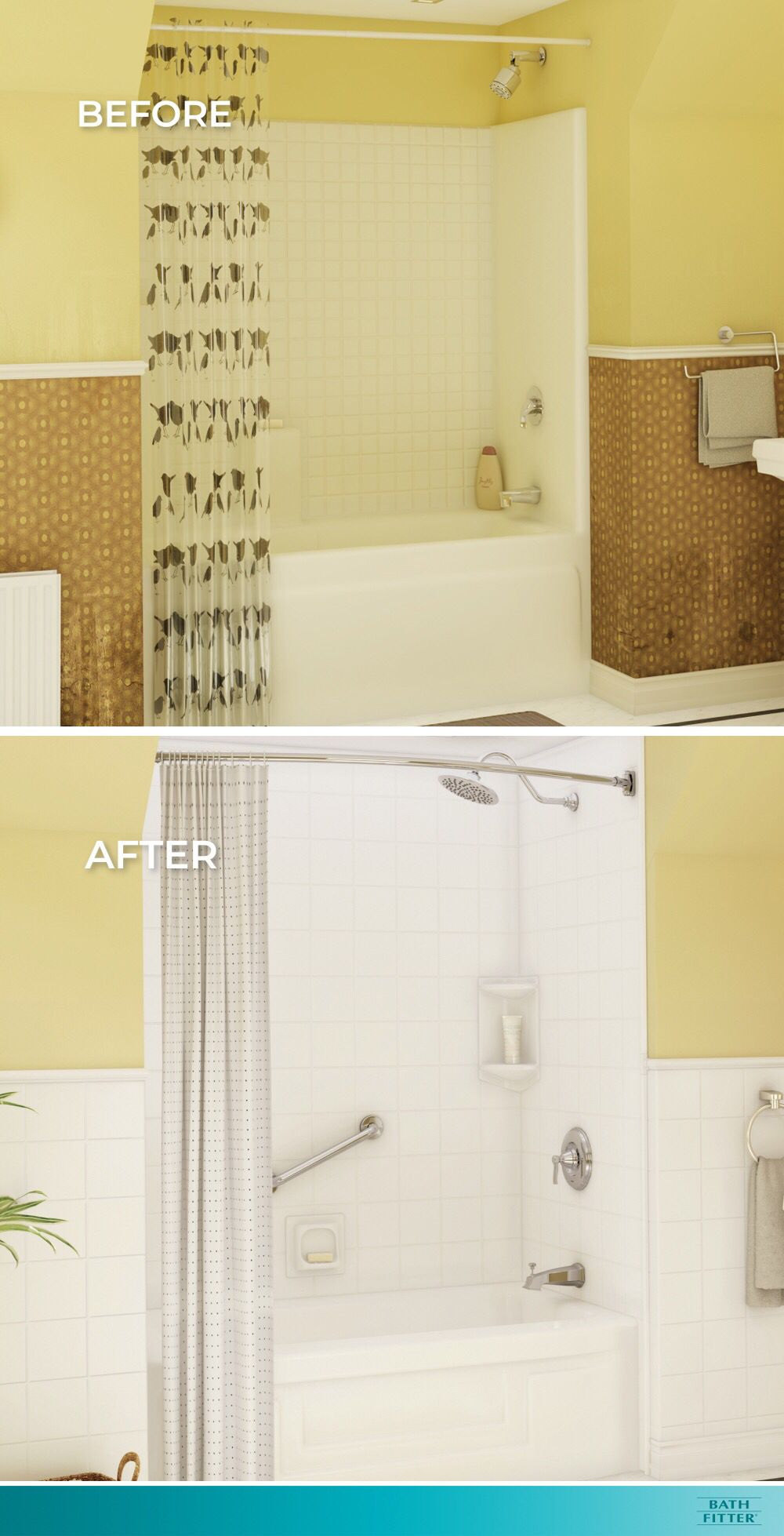 Have you been dreaming of a bathtub renewal? Discover our ...