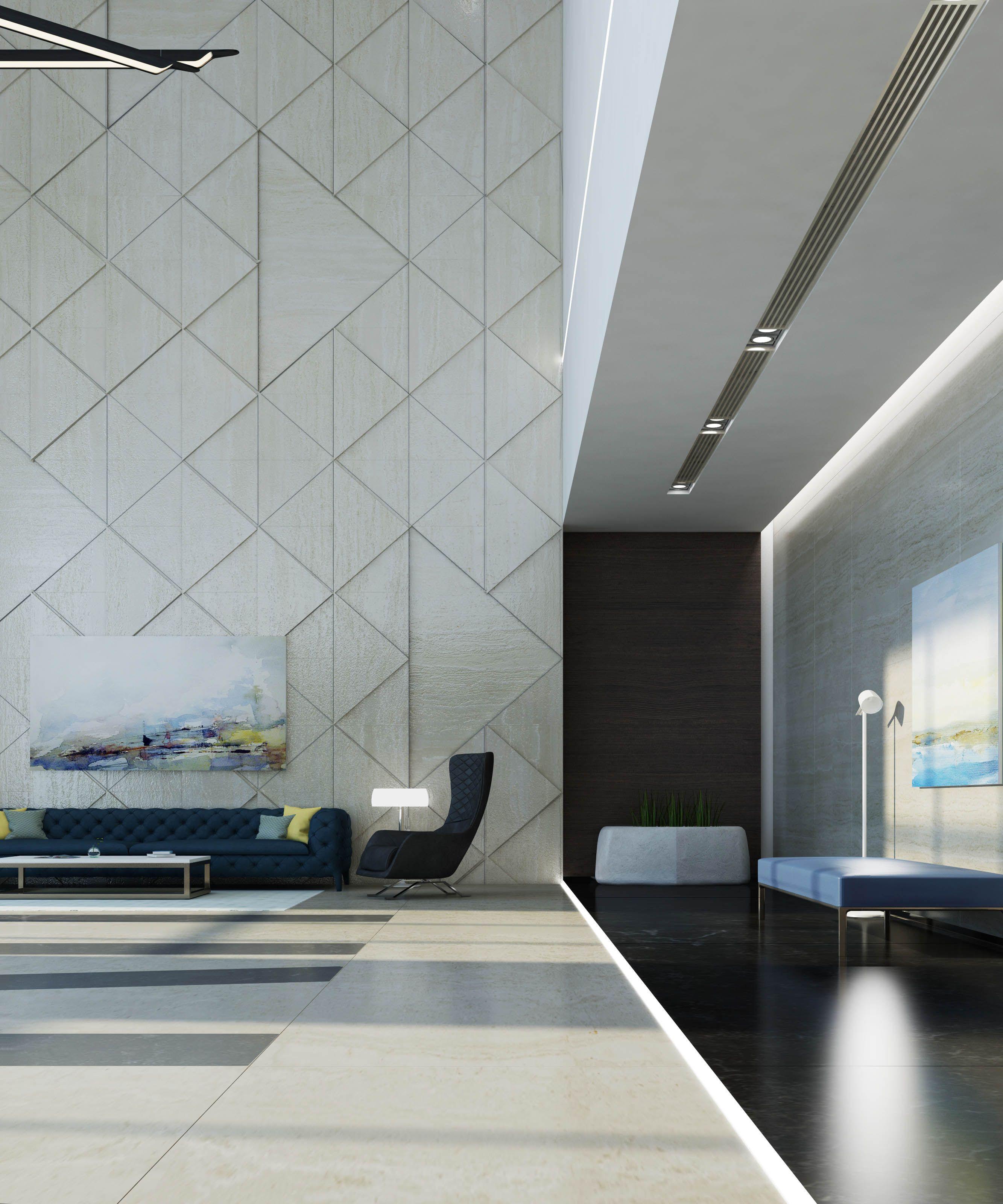 Interior Walls, Wall Design