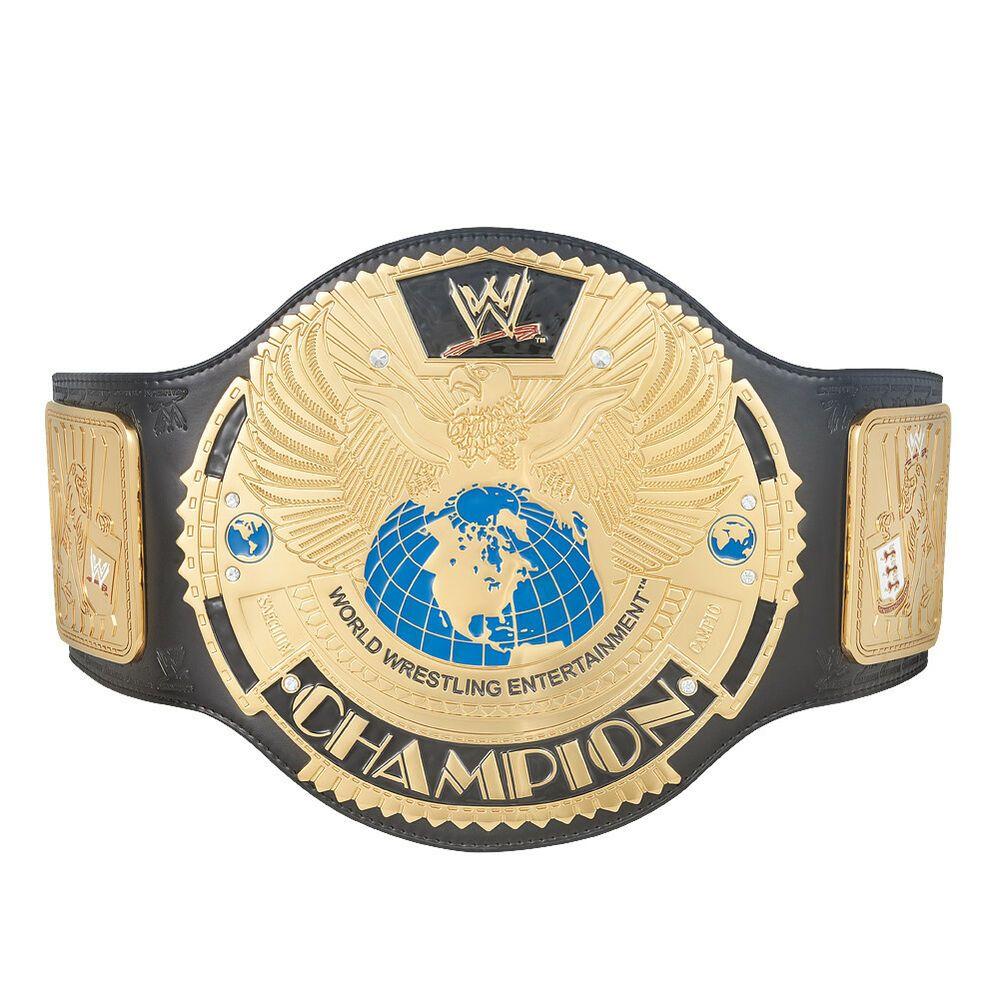WWE elite attitude era championship belt