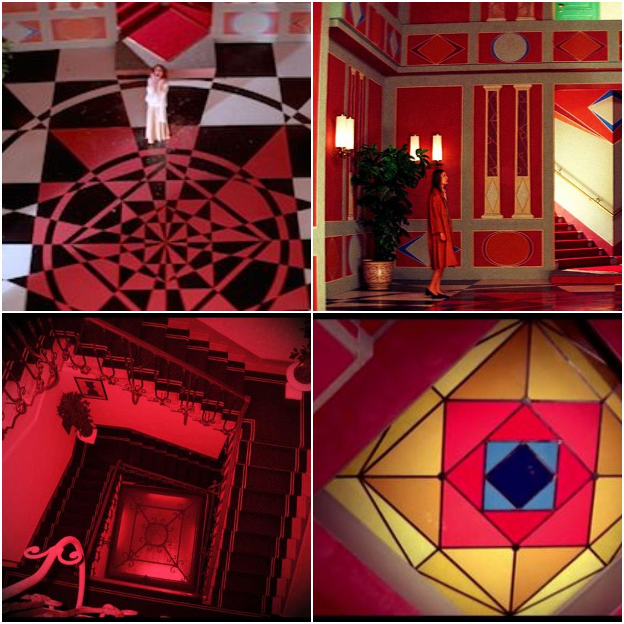 The Red World of Suspiria (1977) - Michael Murphy Home Furnishing