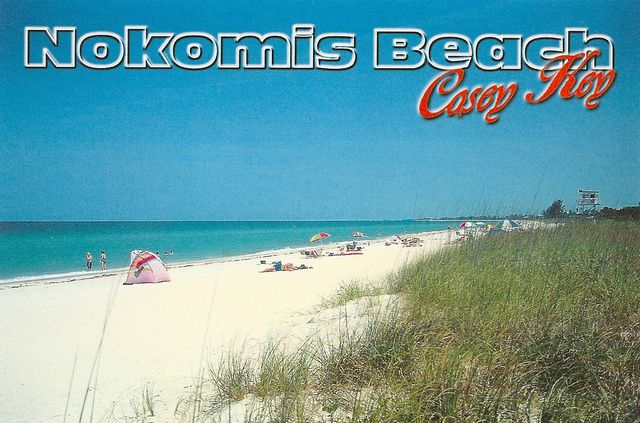 Florida Key West Nokomis Beach On Casey Key Nokomis Beach Venice Beach Florida Beach Place