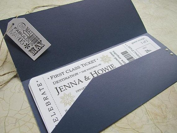 When To Send Out Wedding Invitations For Destination Wedding: Would Be Great For The Invites We Send Out For The