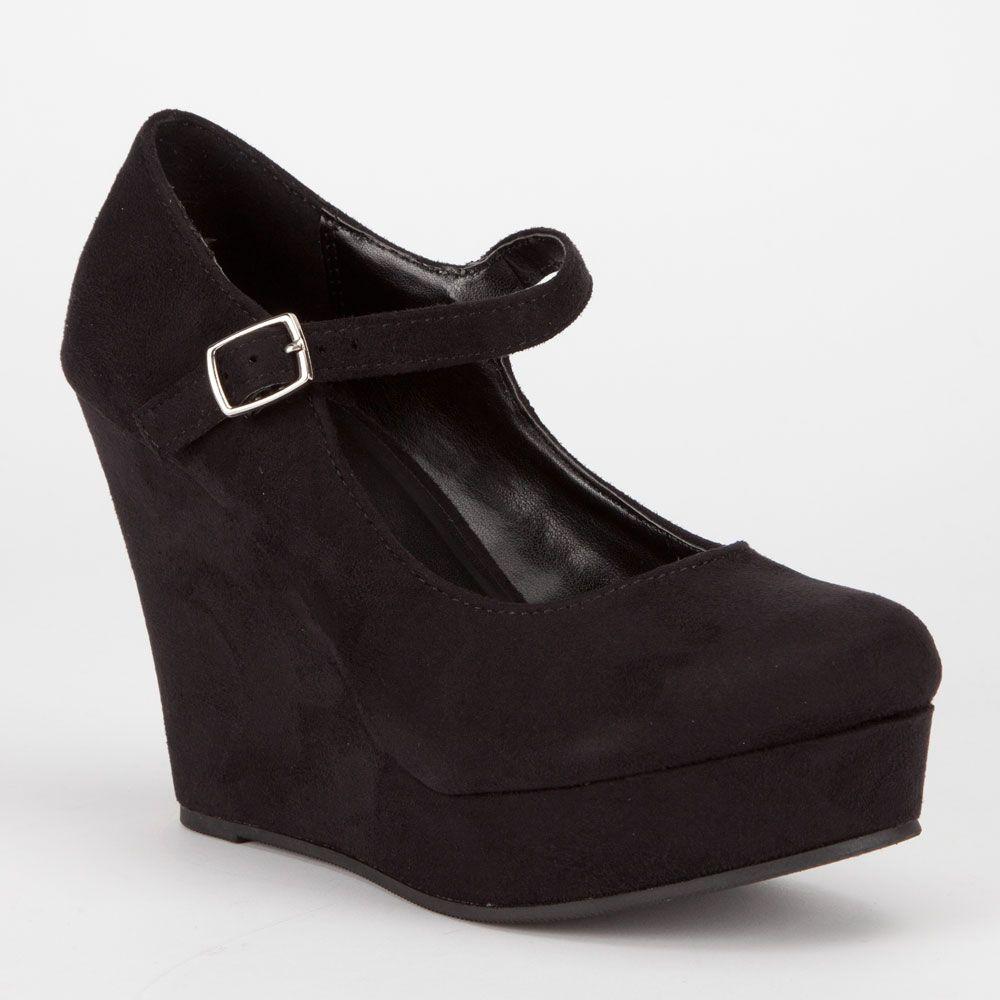 SODA Romie Womens Wedges 244281100 | Heels & Wedges