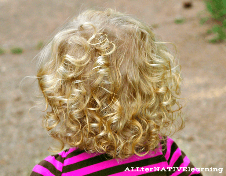 How To Detangle Matted Hair Matted Hair Tangled Hair