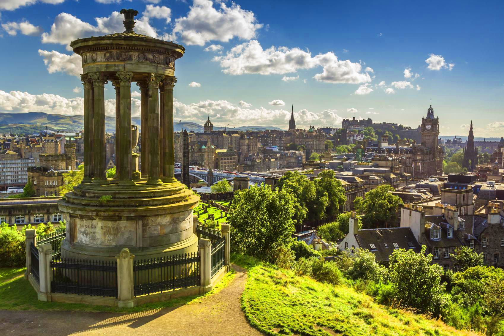 Life In U.K. – Episode 11  Edinburgh !