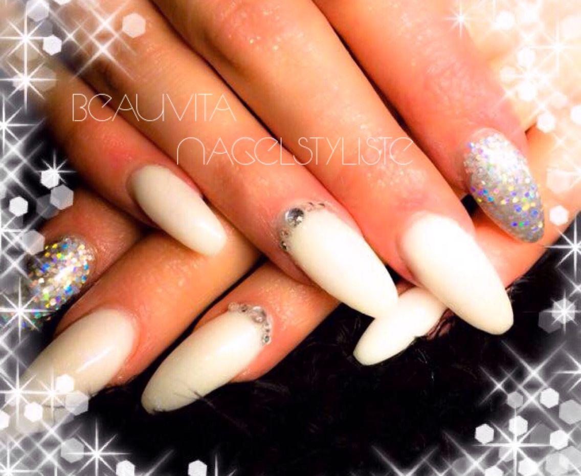 Roze acrylnagels in 2020 | Roze acryl nagels, Glitternagel