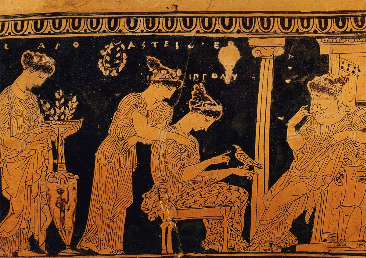 Image Result For Ancient Greek Women