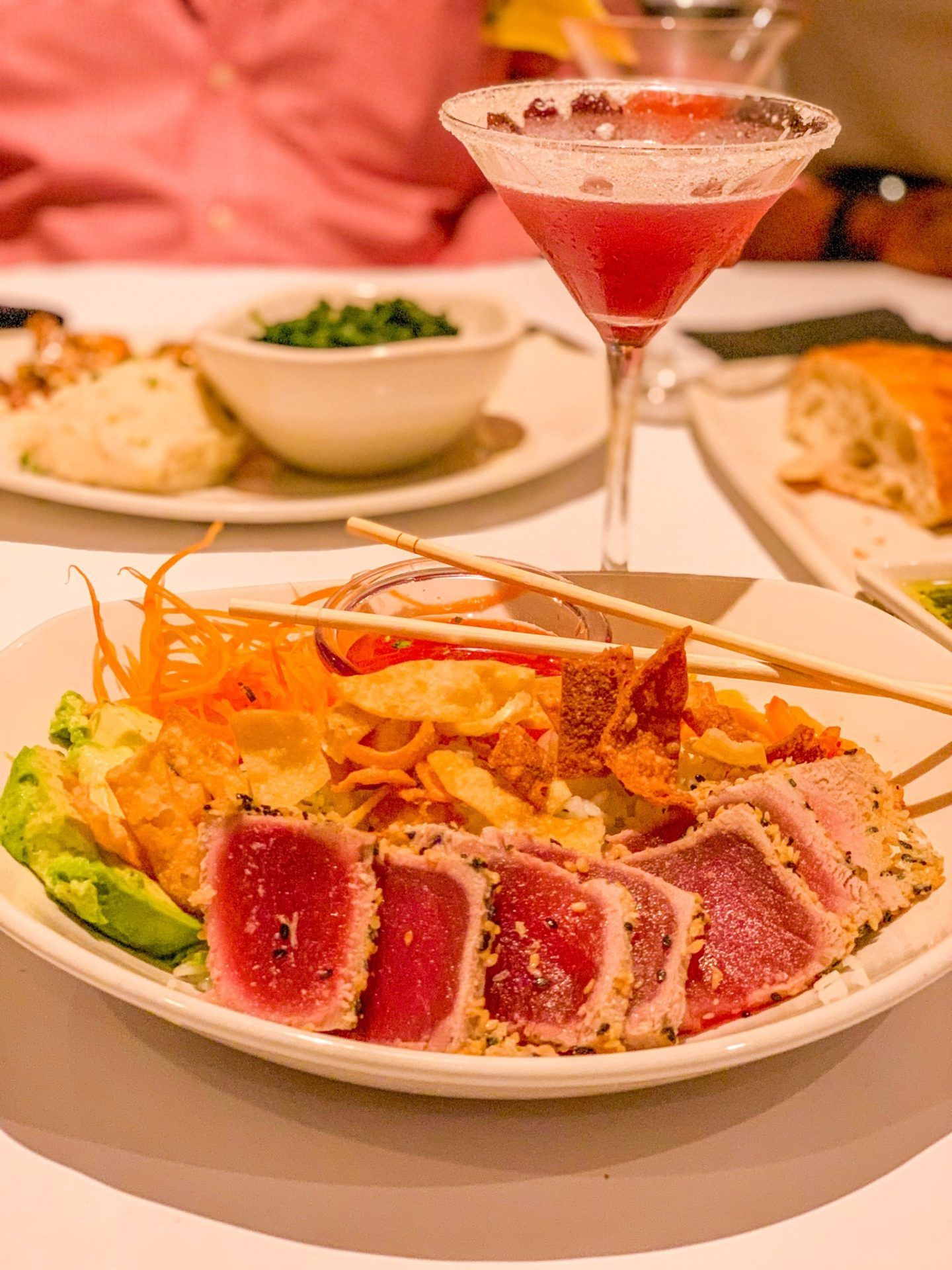 Valentine S Dinner At Bonefish Grill Menu Specials With Images