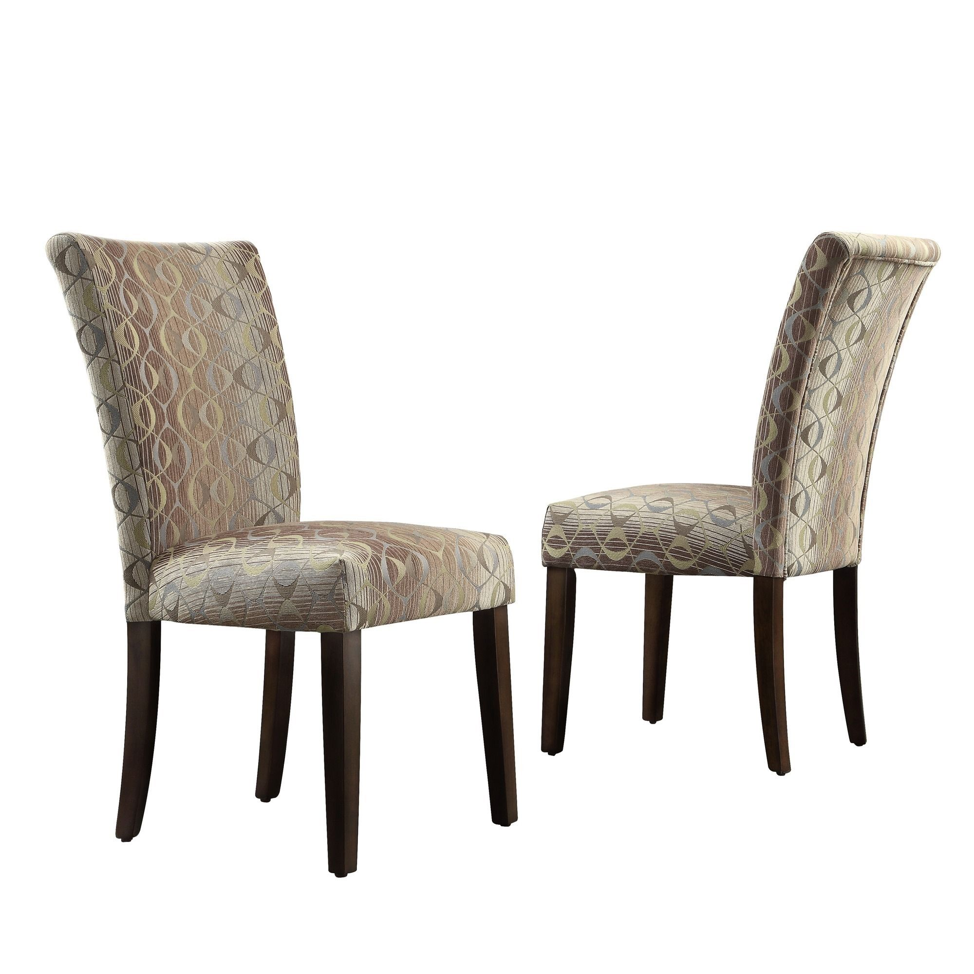 INSPIRE Q Catherine Print Parsons Dining Side Chair (Set of 2) | Overstock.  Country Dining RoomsFrench BistroParsons ...