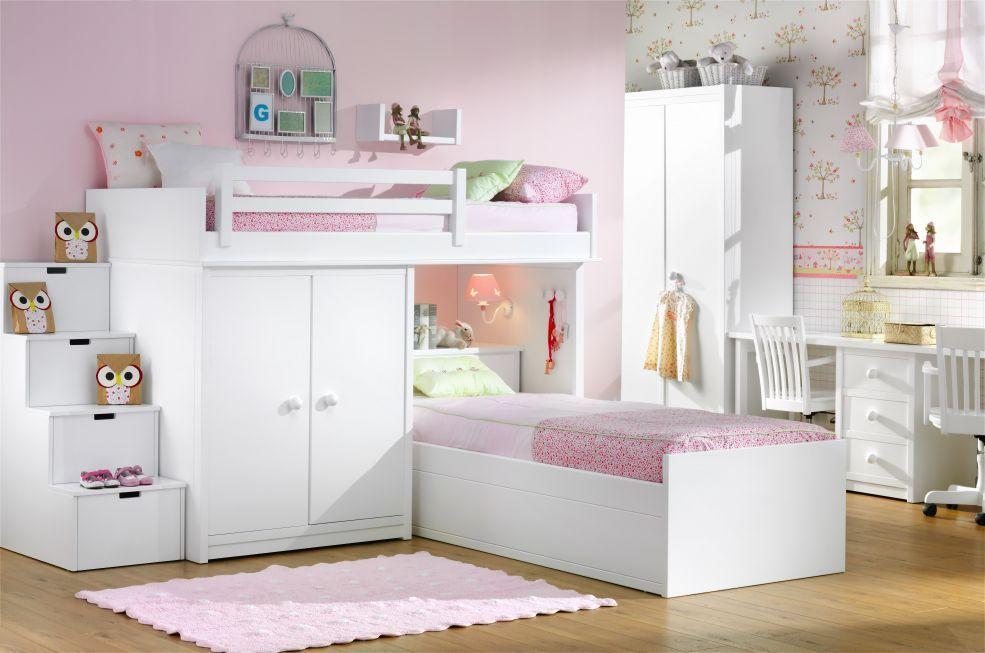Lacado infantil y juvenil programa newport mobiliario for Mobiliario dormitorio juvenil
