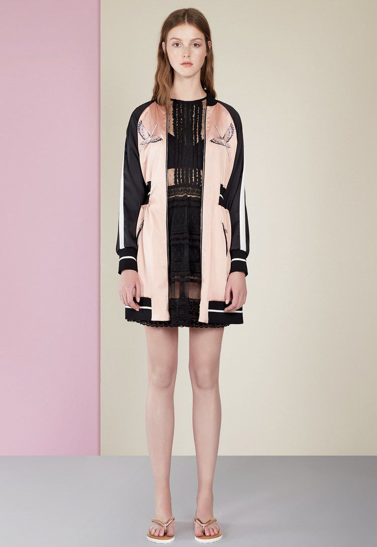Red Valentino - Spring 2017 Ready-to-Wear