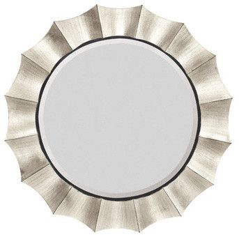 Contemporary Round Bevel Wall Mirror Modern Wall Mirrors By Wayfair Modern Mirror Wall Mirror Wall Accent Mirrors