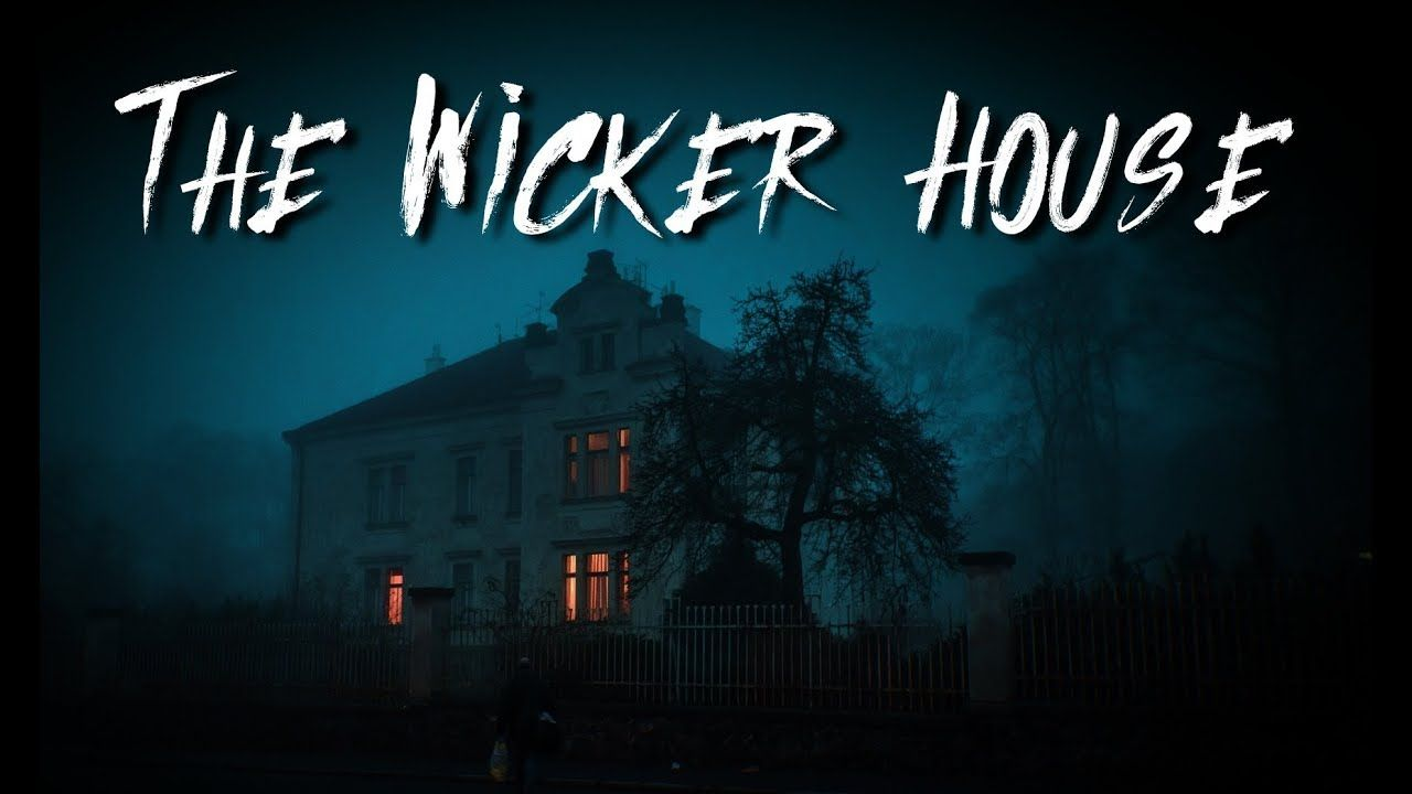 The Wicker House Gothic Horror Audio Books Neon Signs