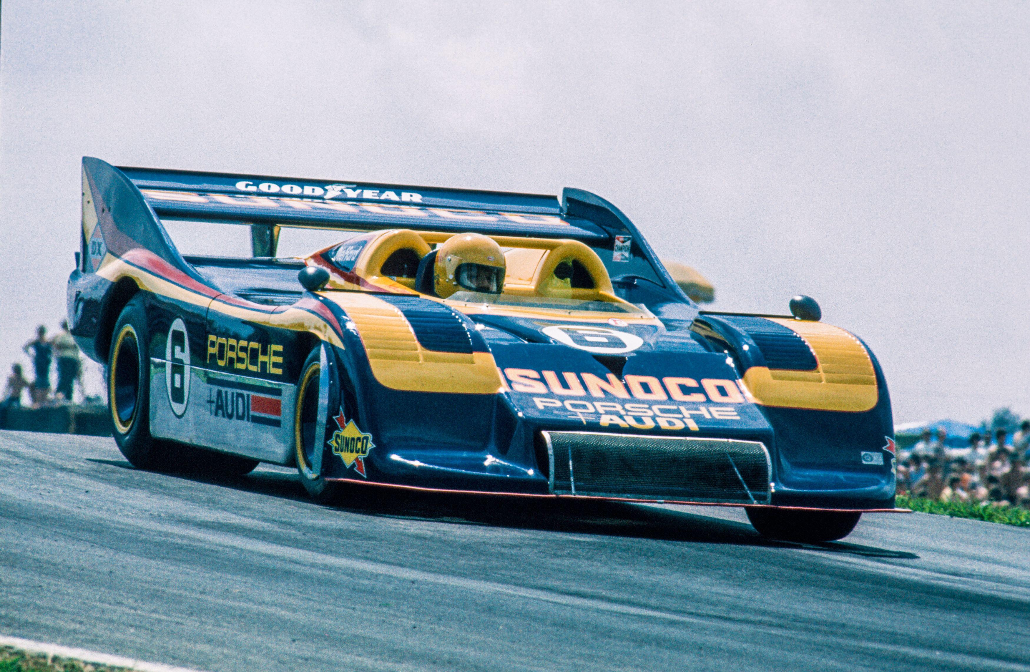 The Perfect Exposure: Porsche 917 AKA The Car That Killed
