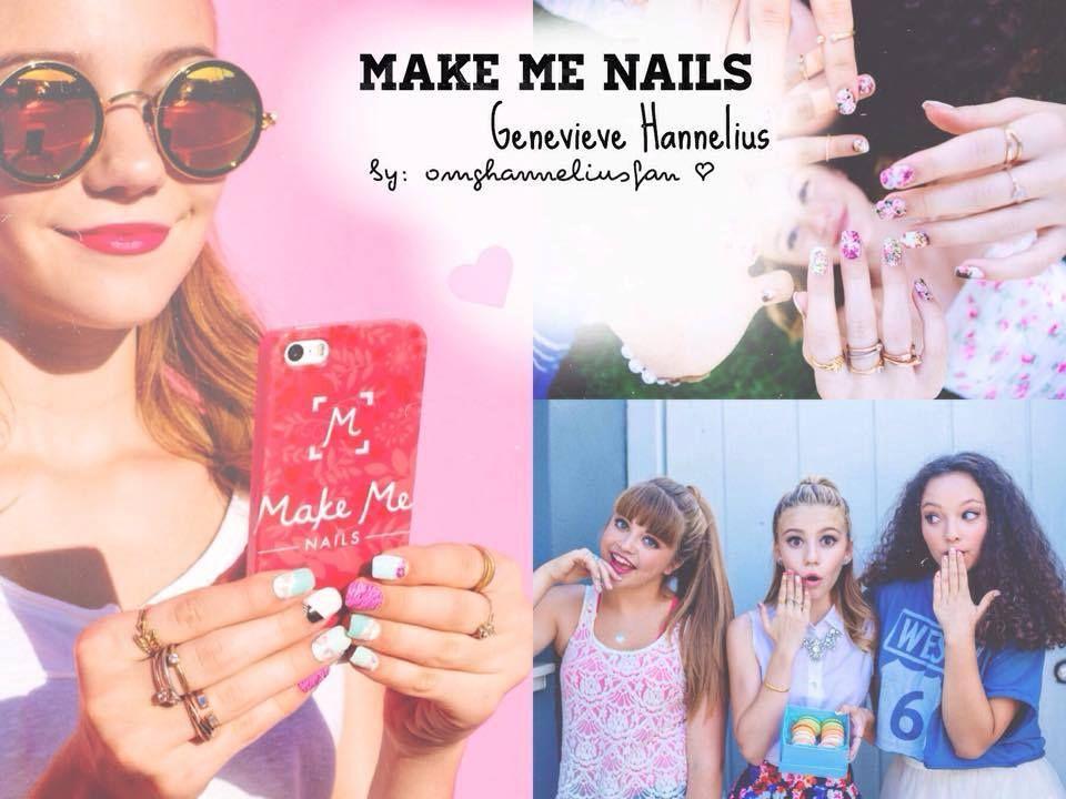 Thank you Carla Giulia for these adorable #MakeMeNails edits ...