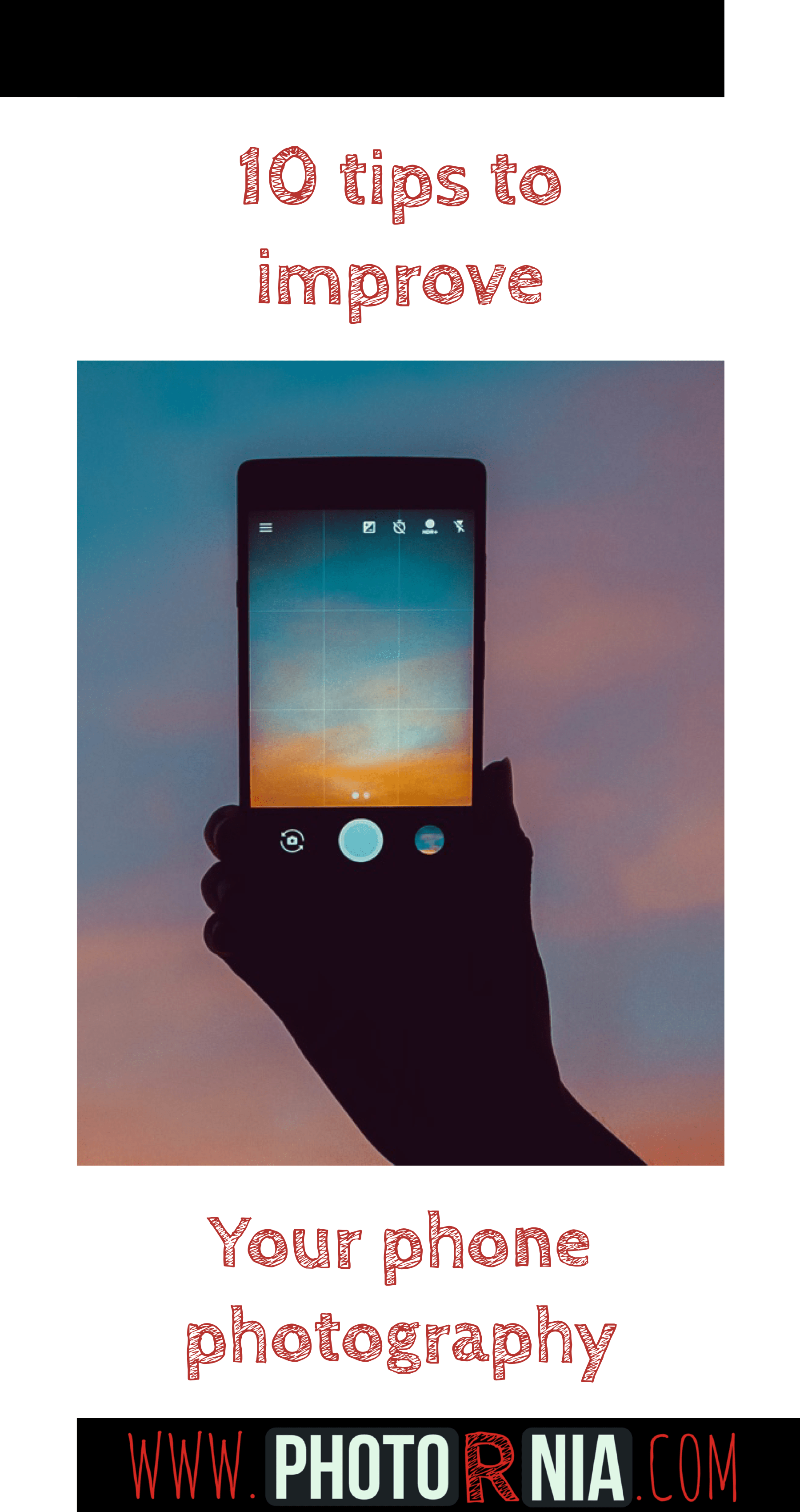 10 Tips To Improve Your Phone Photography Is It Phone Photography Even An Option Is It Possible T Phone Photography Smartphone Photography Iphone Photography
