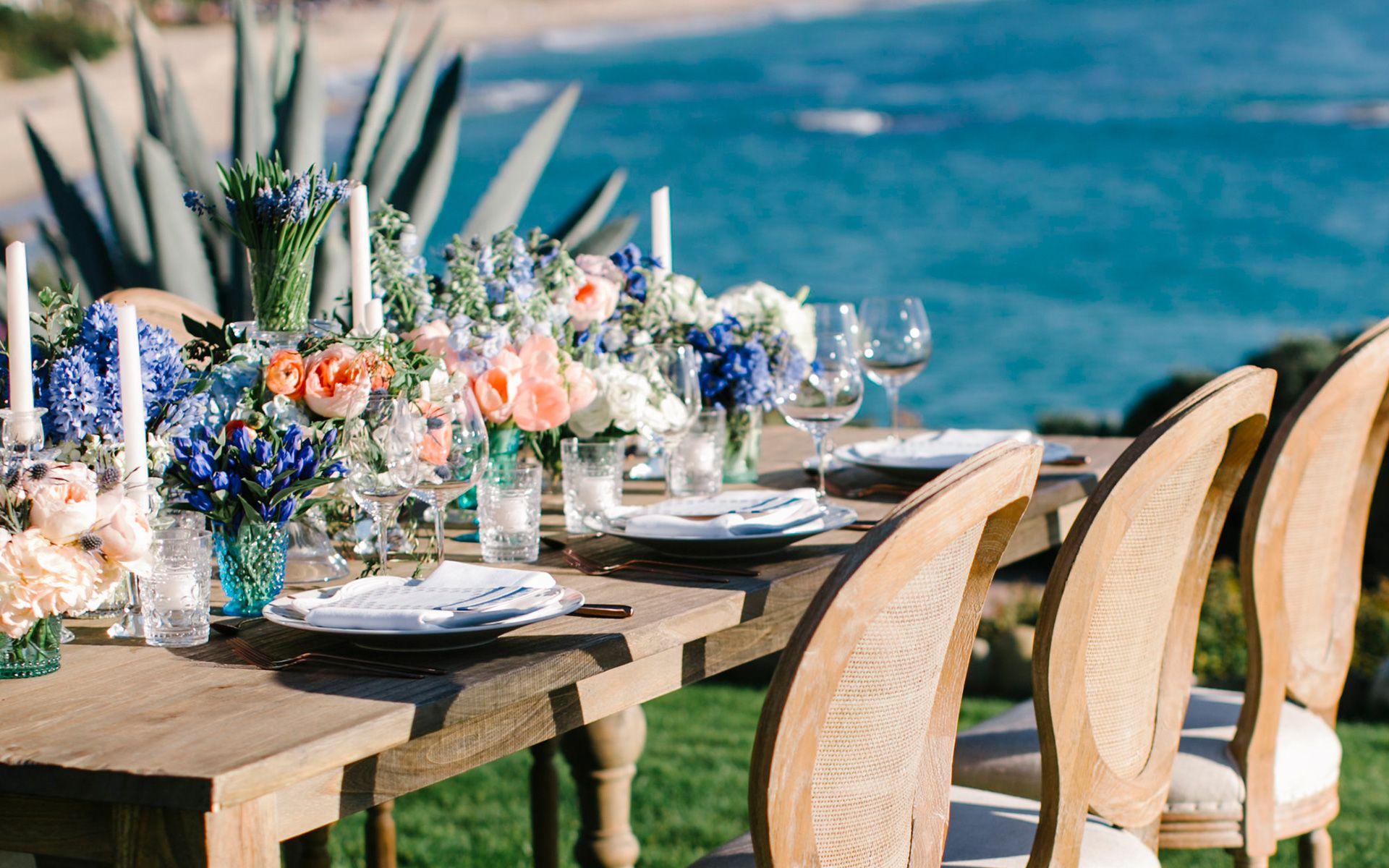 California beach wedding image gallery california beach