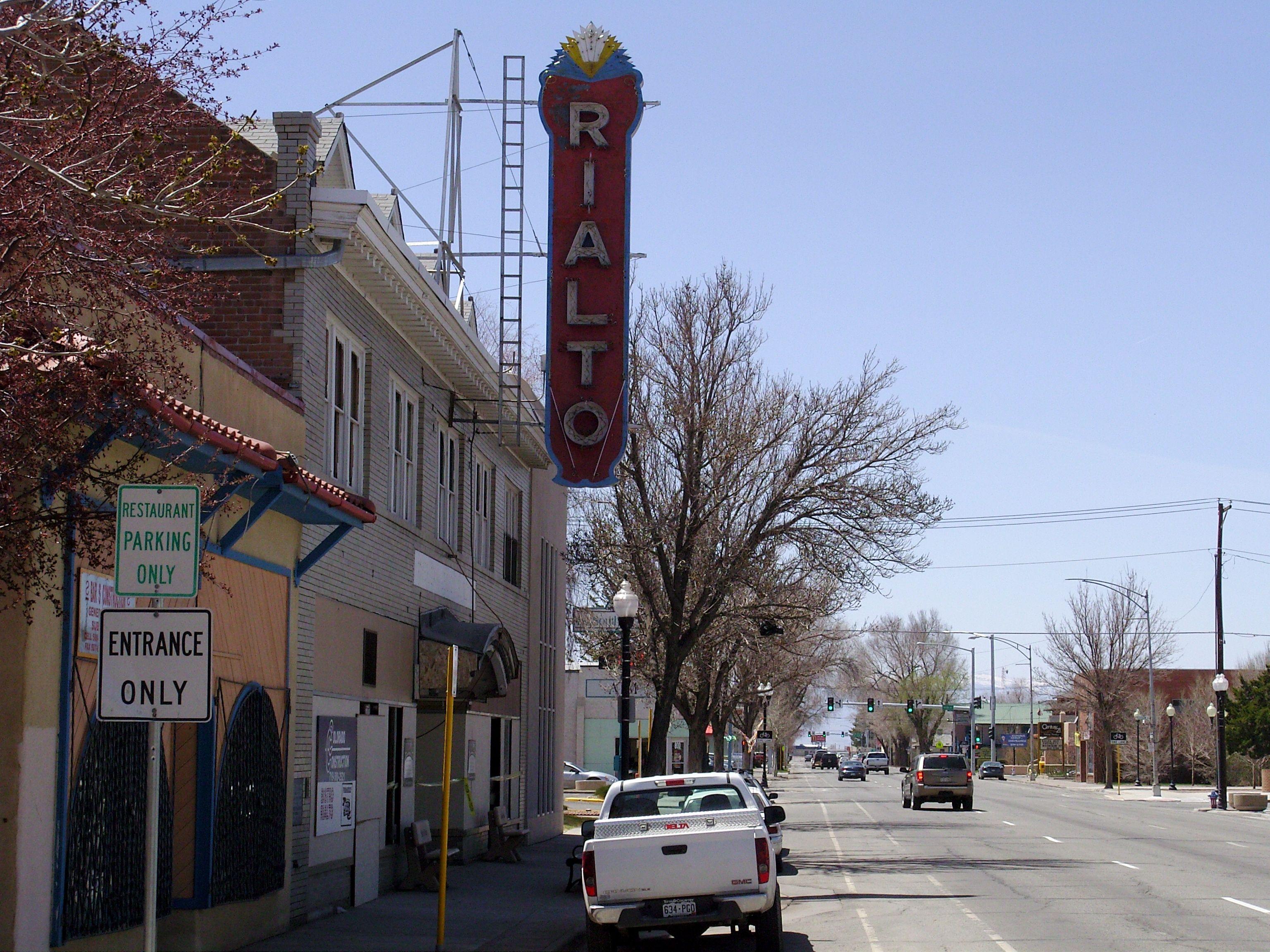 Bistro Rialto 716 Main Street Alamosa Co 719 589 3039
