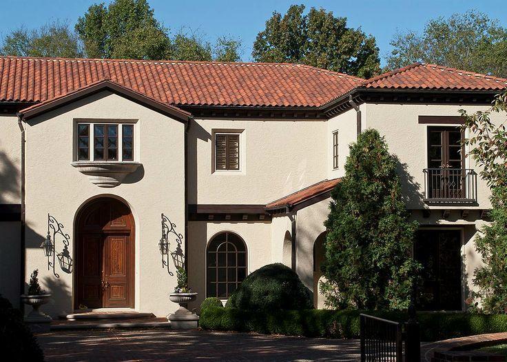 599a0b18dff75cec74abde57622a4e6d Jpg 736 525 Pixels House Paint Exterior Exterior Paint Colors For House Terracotta Roof