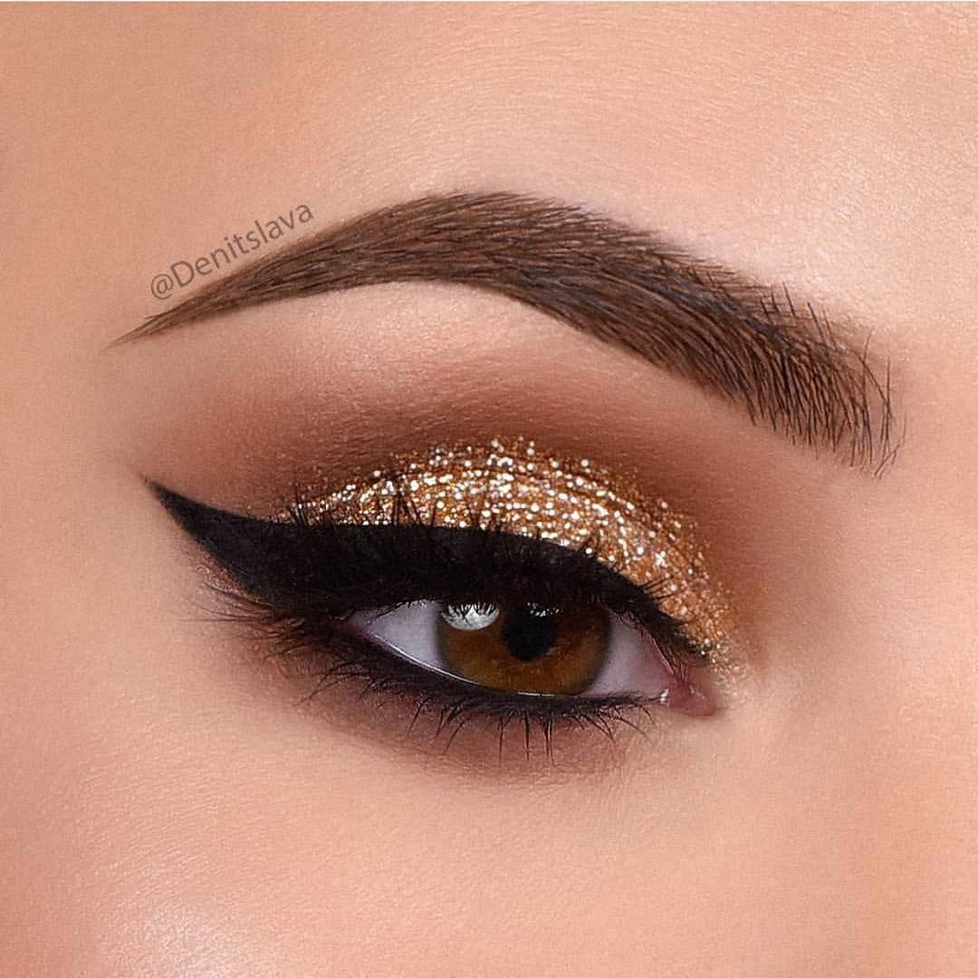 62 Beautiful Makeup Tutorials Inspirations Ideas For You #glittereyemakeup