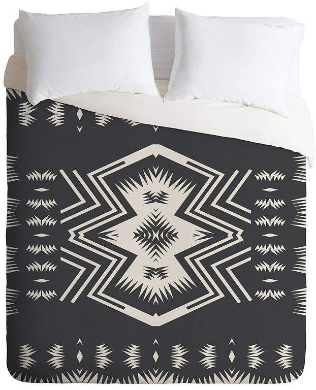 Deny Designs Holli Zollinger Colorado Onyx Queen Duvet Set Reviews Duvet Covers Bed Bath Macy S Duvet Sets Queen Duvet King Duvet Set
