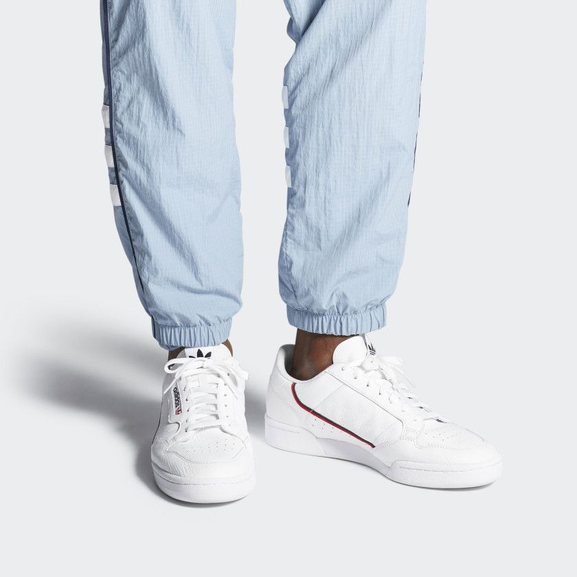 Continental 80 Shoes Cloud White / Scarlet / Collegiate Navy ...