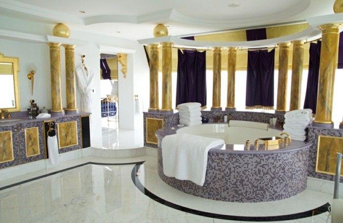Salle de bain orientale - 40 idées inspirants - Archzine.fr