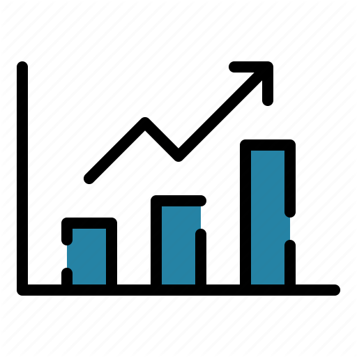 Bar Chart Graph Growth Icon Download On Iconfinder Icon Graphing Chart