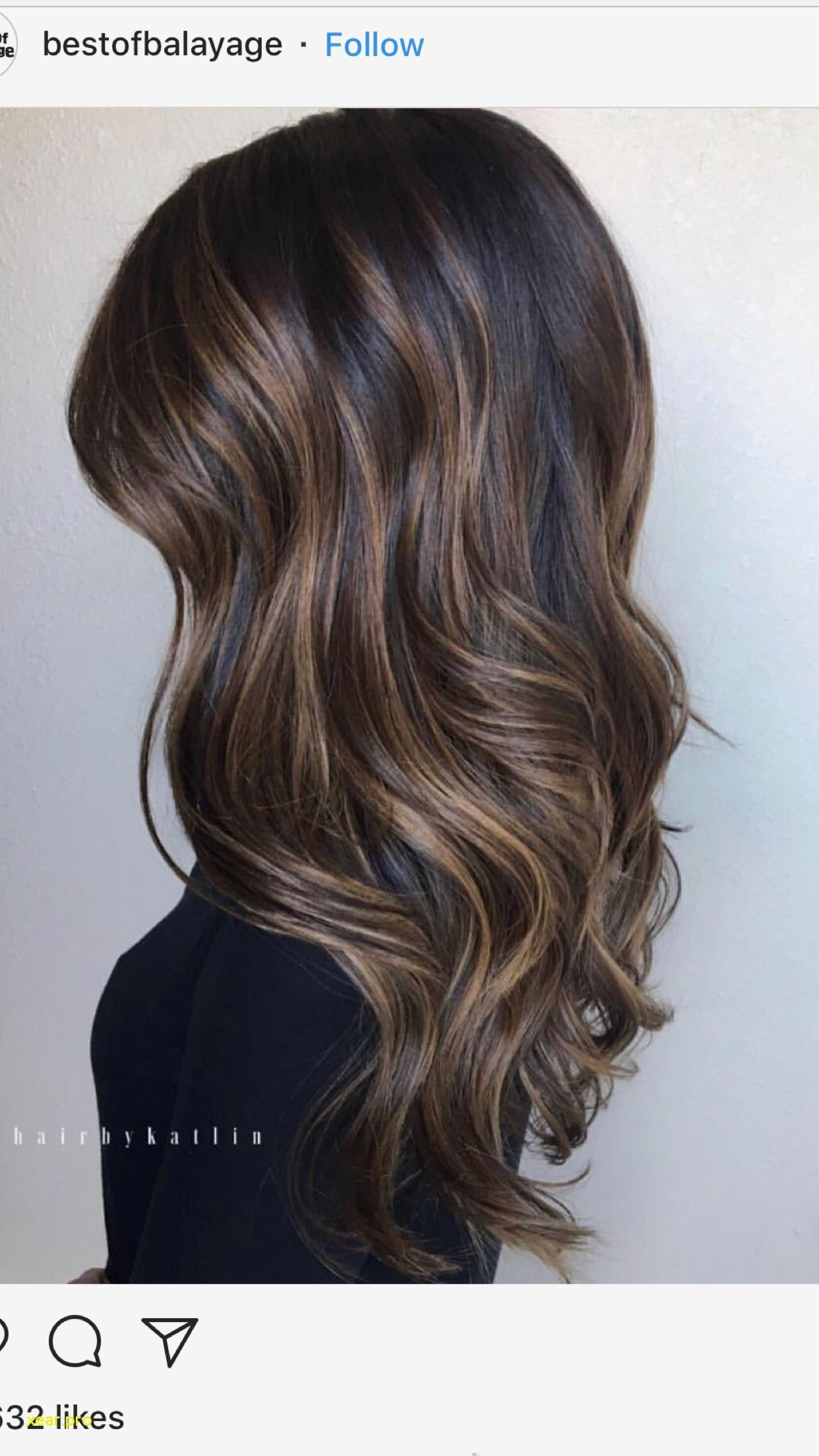 New Hair Color 2018 For Morena Brown Hair Colors Hair Color Highlights Brown Hair Balayage