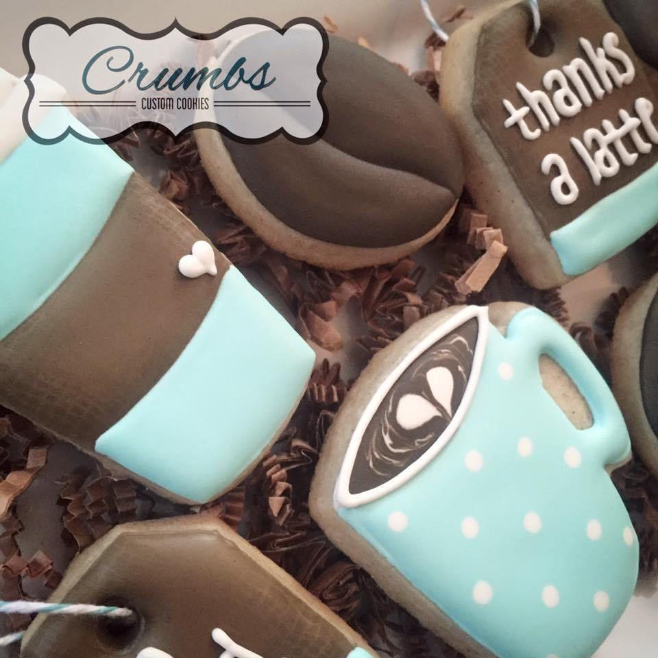 Latte Lover Cookie Set In 2020