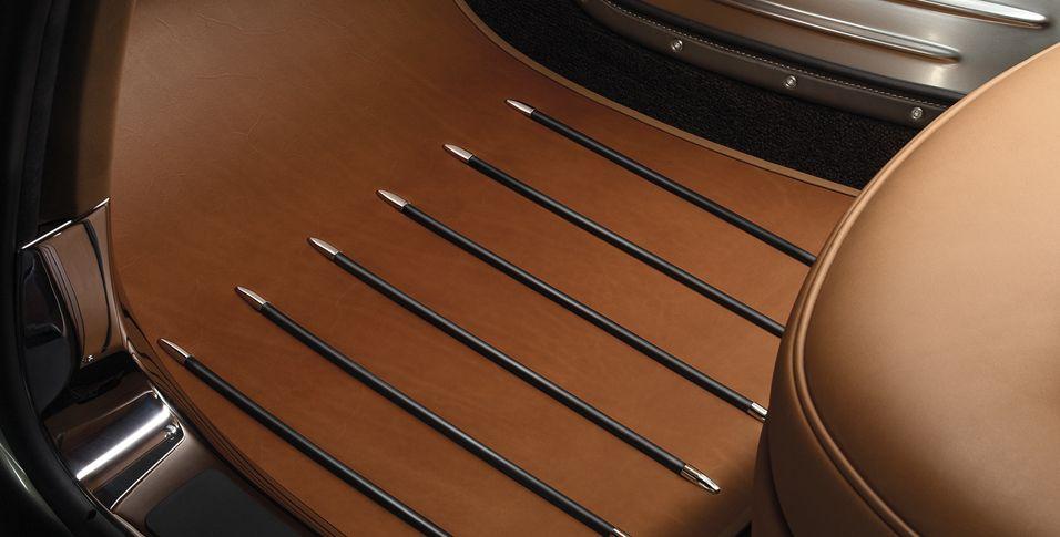 RollsRoyce Phantom Coupé Aviator Collection Leather
