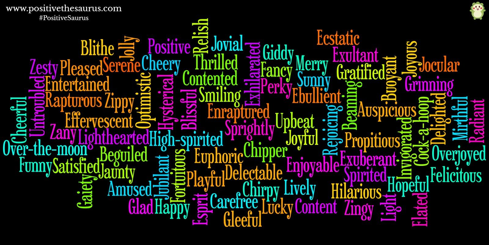 Positive words to describe happiness http://buff.ly/1yrvuCb ...