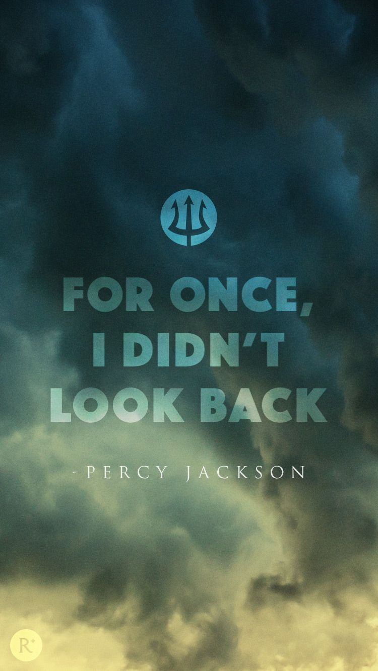 Quote Wallpaper Percy Jackson Wallpaper Percy Jackson Quotes Percy Jackson