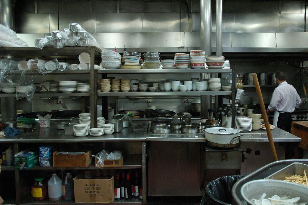 Image Result การออกแบบห องคร ว Restaurant Kitchen