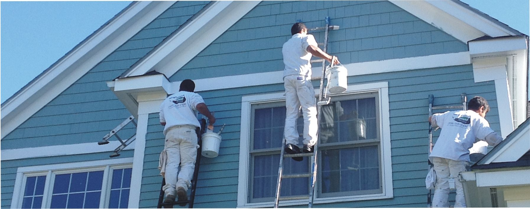 Exterior house painting looking for professional house painting in stamford ct house painting - Painting the exterior of your house concept ...