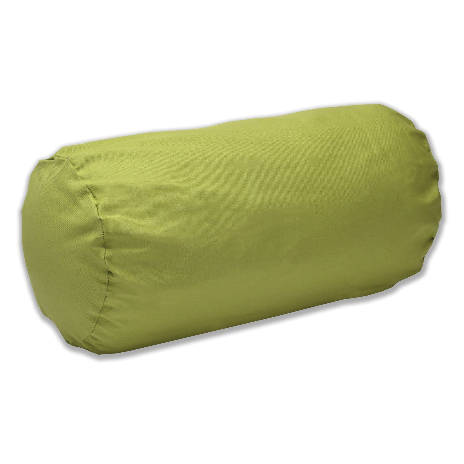Stupendous Hermell Oversize Bolster Pillow Leaf Green Products In Creativecarmelina Interior Chair Design Creativecarmelinacom