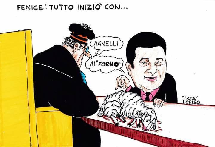 https://ondalucana.wordpress.com/2016/10/28/franco-loriso/ Le vignette di Franco Loriso in esclusiva su Onda Lucana. https://www.facebook.com/Via-Pretoria-Settimanale-di-sati…/…